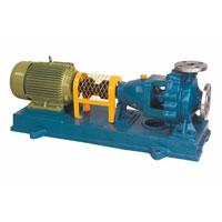 单级单吸防腐型离心泵
