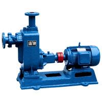 ZW型无堵塞自吸环保泵