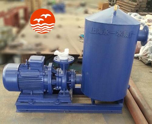 引水式离心泵