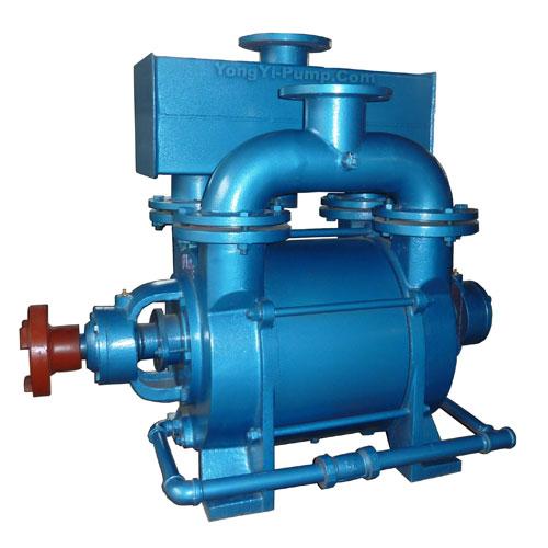 水环真空泵防止结垢方法